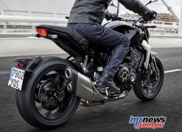 Bike Honda CB1000R
