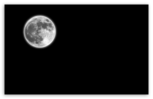 Black Moon Wallpaper