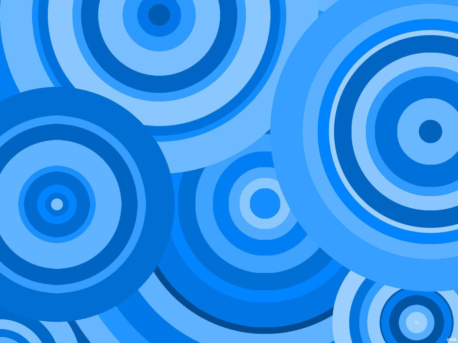 Colorful Circles Wallpaper