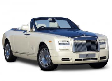 Cool Rolls-Royce Phantom