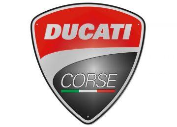 Floral Ducati Corse