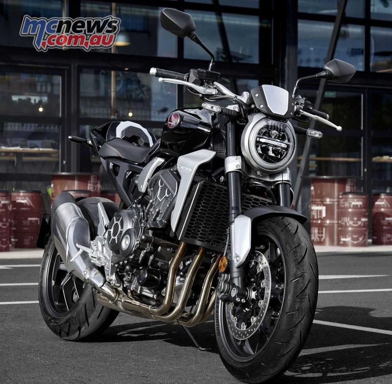 Free Honda CB1000R