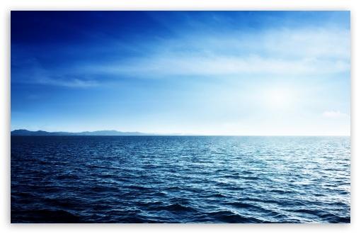 HD Blue Sea Image