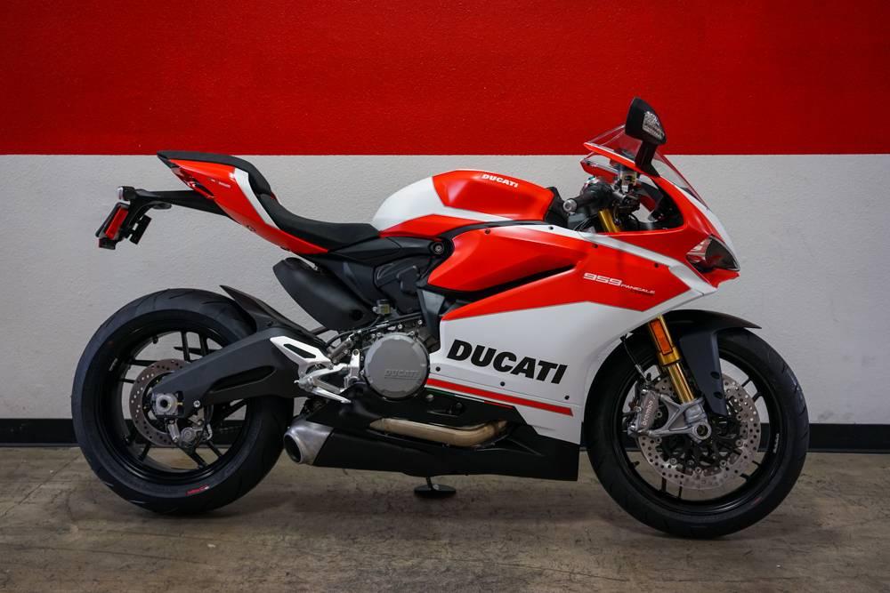 Stunning Ducati Corse