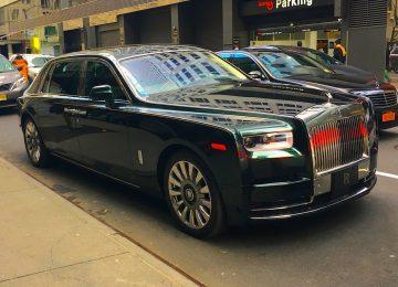 Stunning Rolls-Royce Phantom
