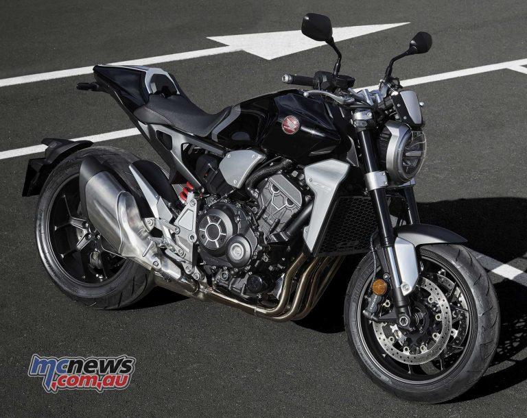 Top Honda CB1000R