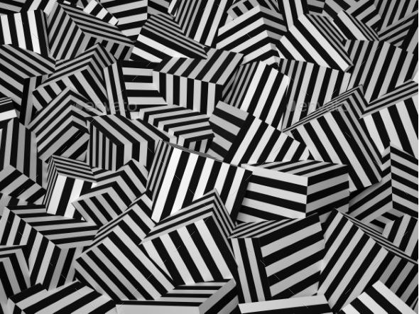 Digital Abstract 3D