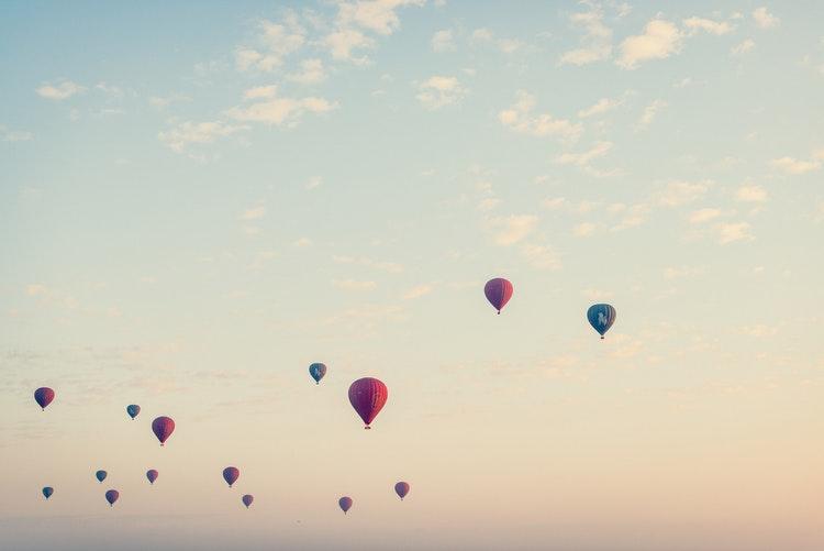 Balloons Cool Wallpaper