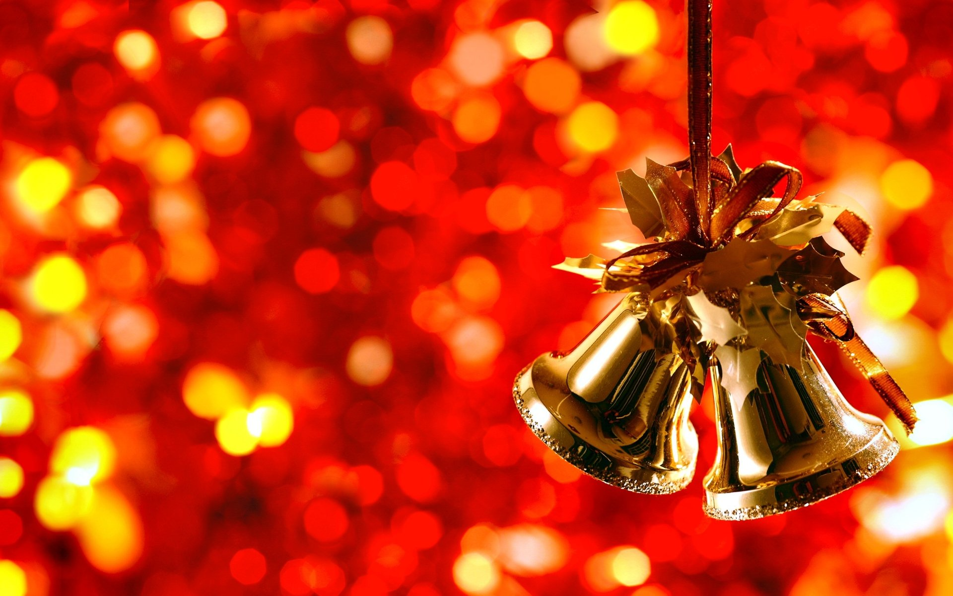 Bell Holiday Wallpaper