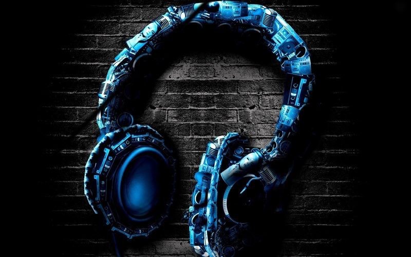 Headfone Cool Wallpaper