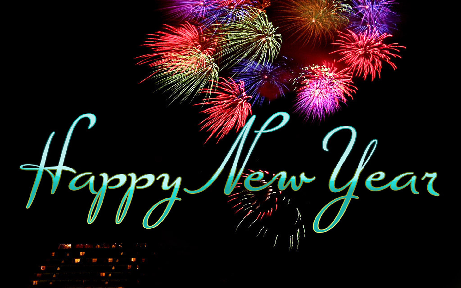 Art Happy New Year