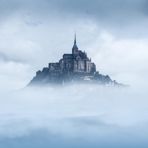 Beautiful Mont Saint-Michel