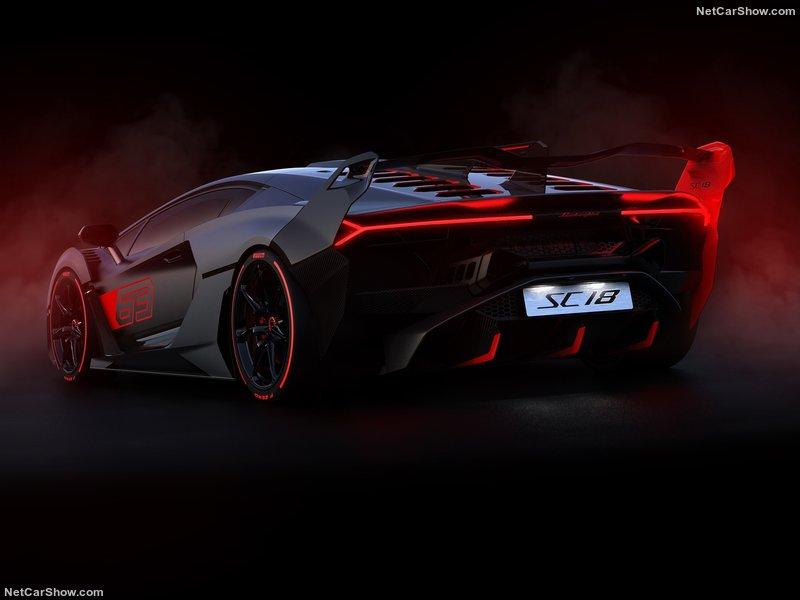 Cool Lamborghini SC18