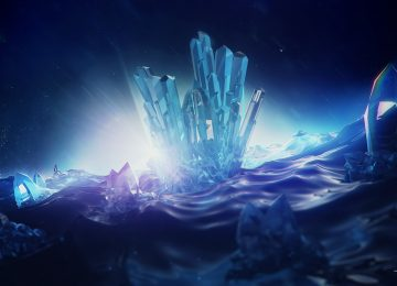 Free Crystal Wallpaper