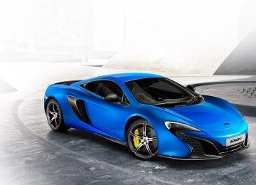 Free McLaren 650S