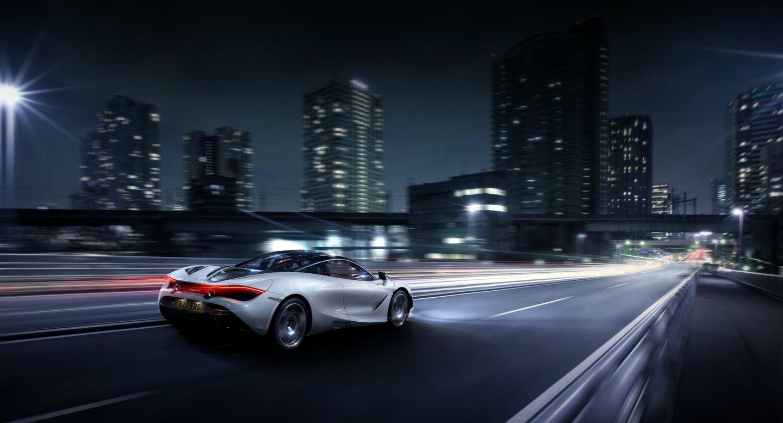 HD McLaren 720S