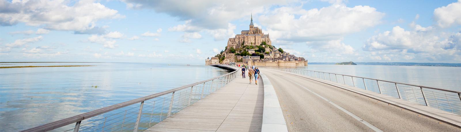 Nice Mont Saint-Michel