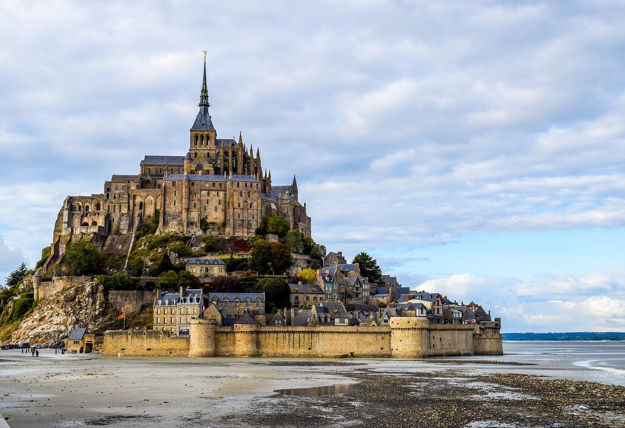 Stunning Mont Saint-Michel