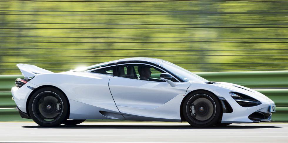 Top McLaren 720S