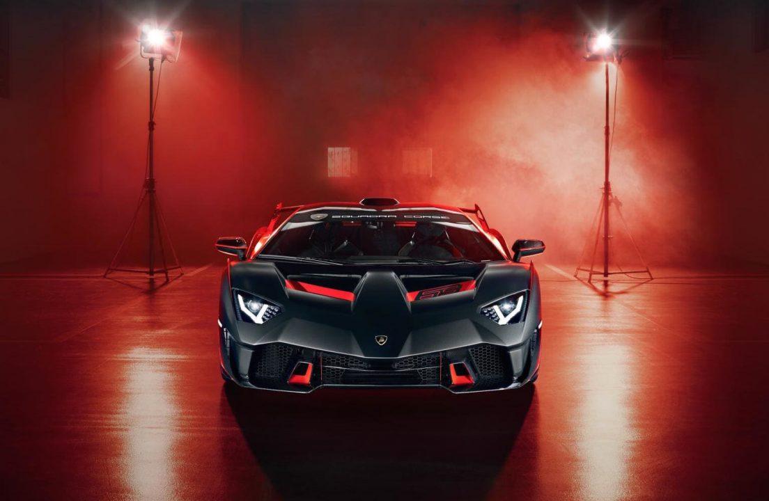 Wonderful Lamborghini SC18