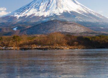 Wonderful Mount Fuji