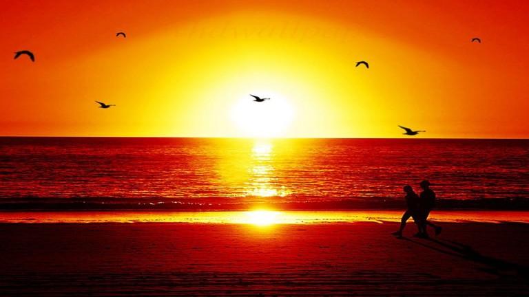 Amazing HD Sunset Image