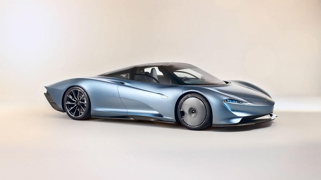 Beautiful McLaren Speedtail