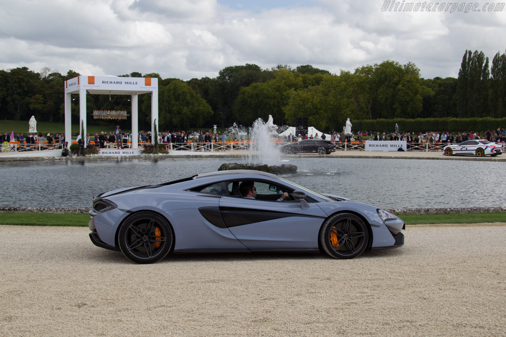 Best McLaren MSO 570S