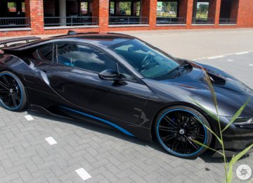 Black AC Schnitzer ACS8 BMW