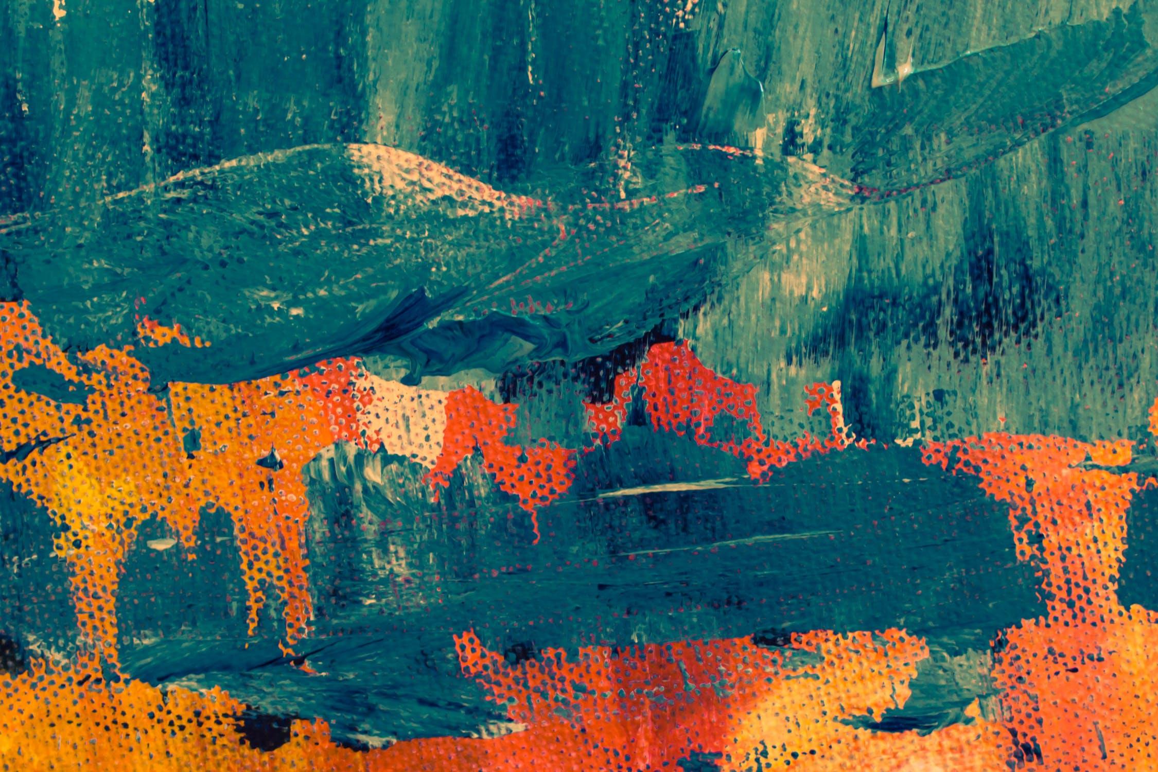 Digital Abstract Image