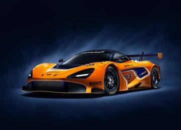 Great McLaren 720S GT3
