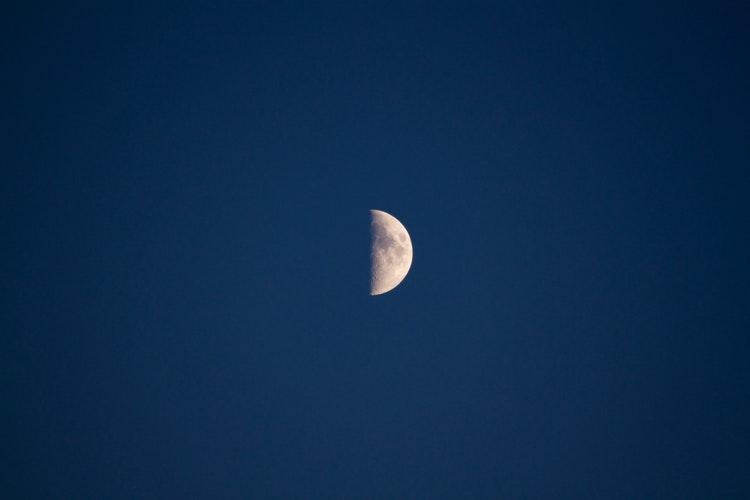 HD Half Moon Image