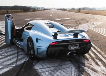 Top Koenigsegg Regera