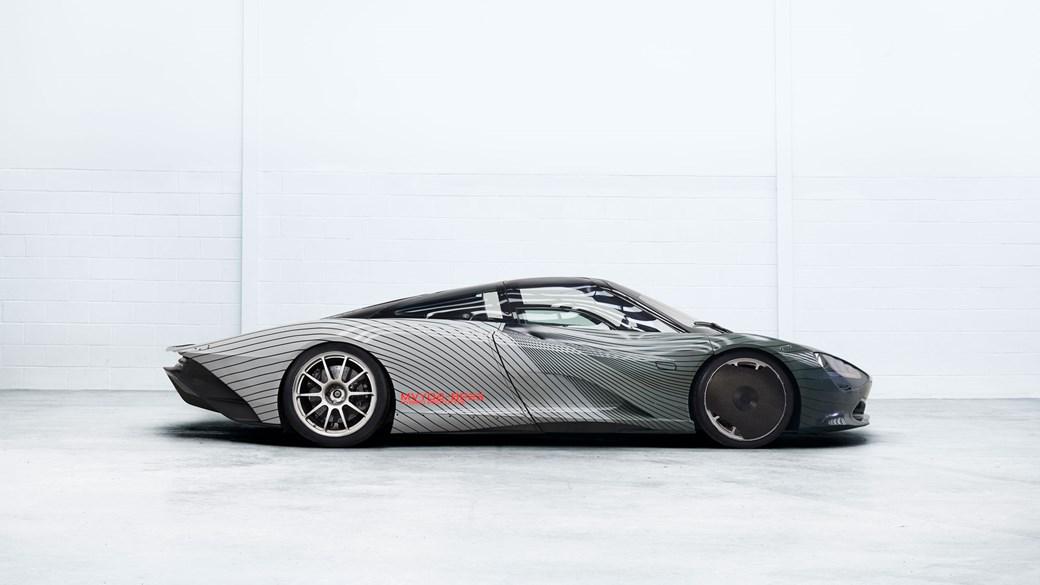 Top McLaren Speedtail