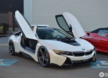 White AC Schnitzer ACS8 BMW