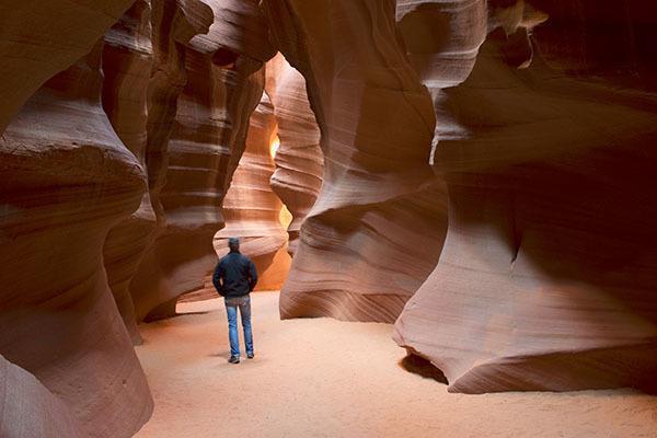 Wonderful Antelope Canyon