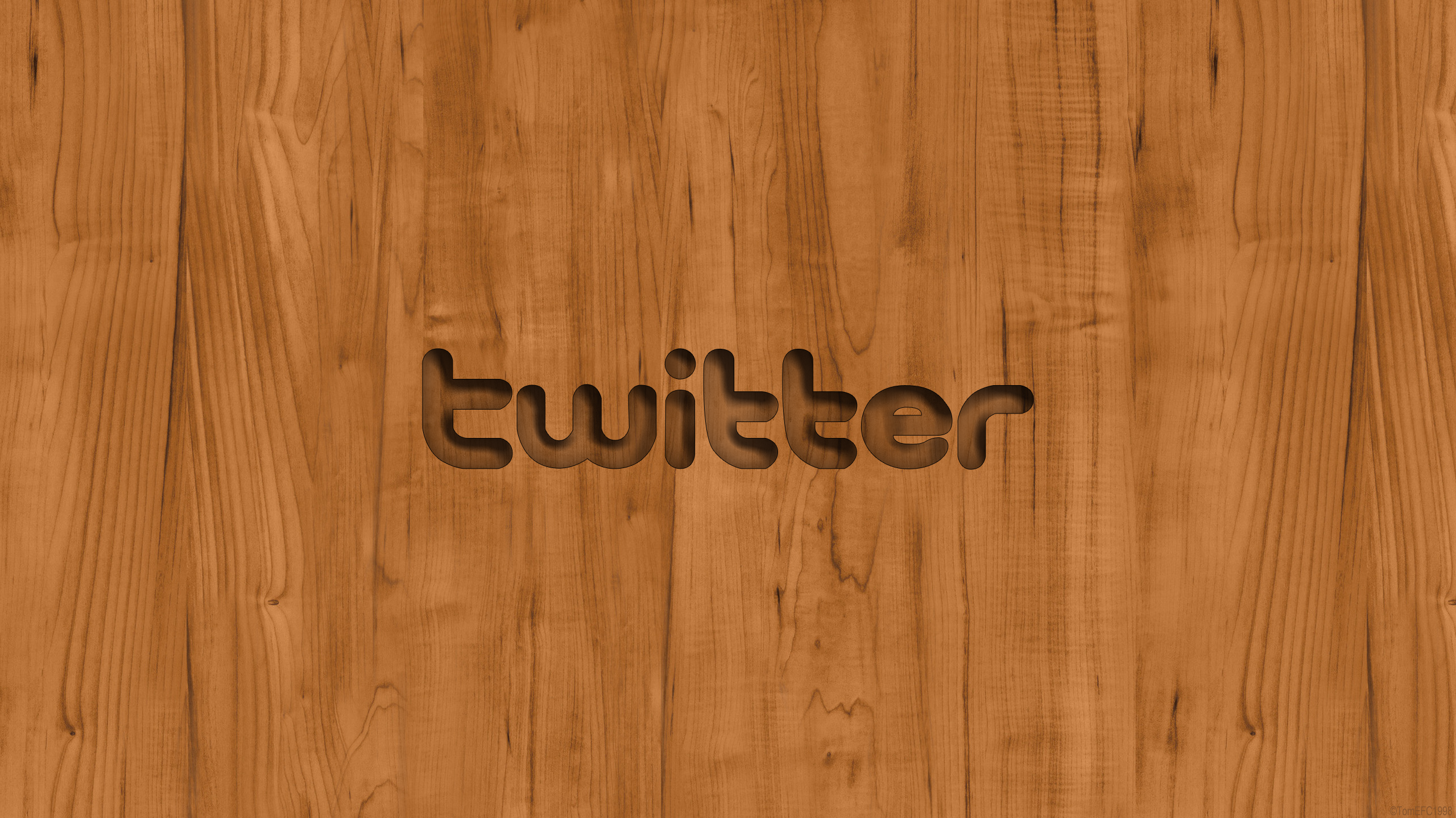 Logo Twitter Wallpaper