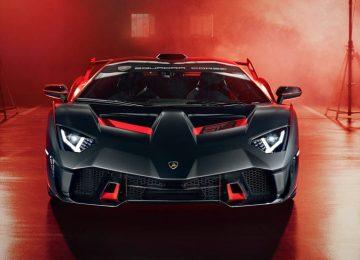 3D Lamborghini SC18