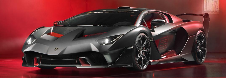 Awesome Lamborghini SC18