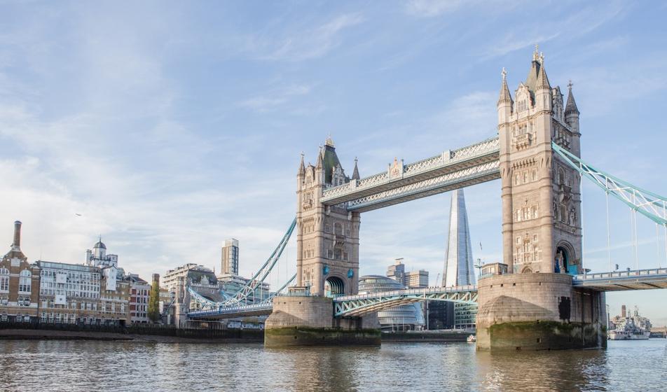 Beautiful Tower Bridge