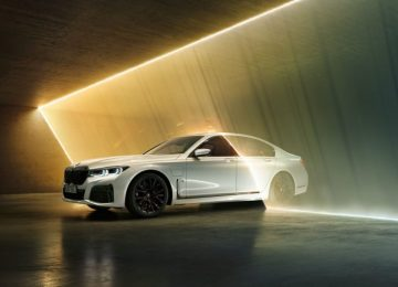 Cool BMW 745e M Sport