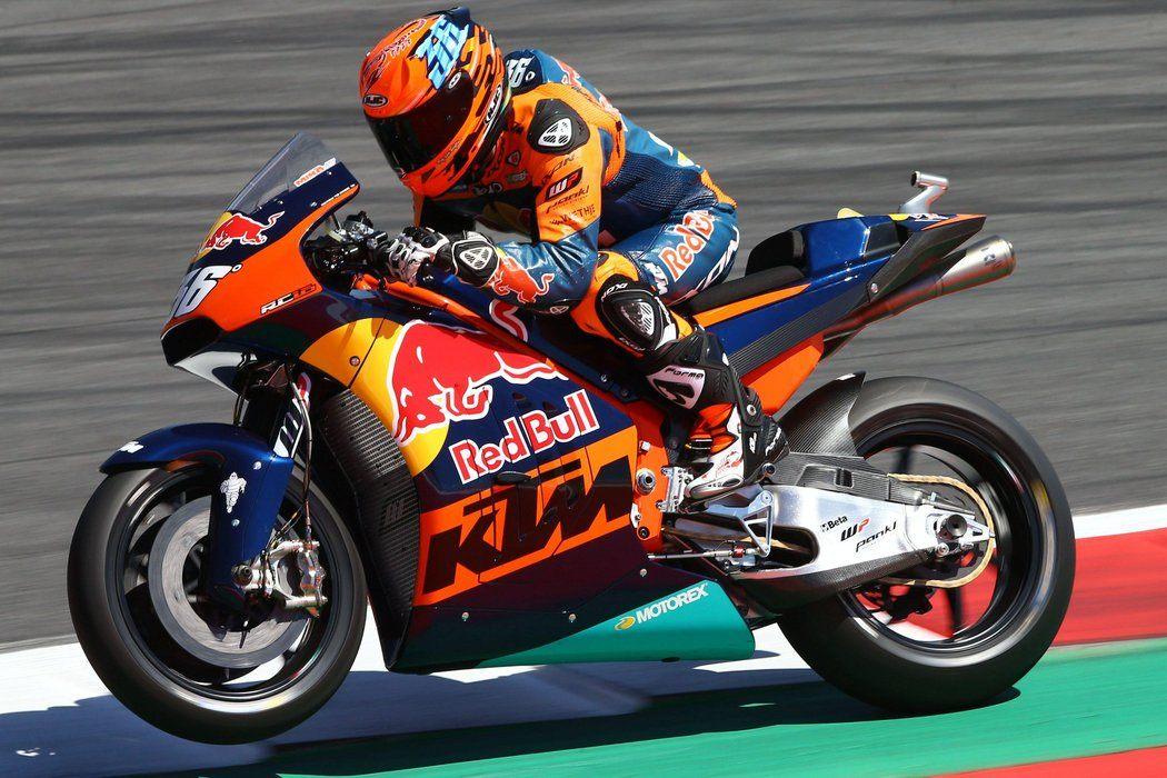 Free KTM MotoGP