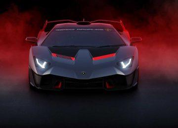 Free Lamborghini SC18