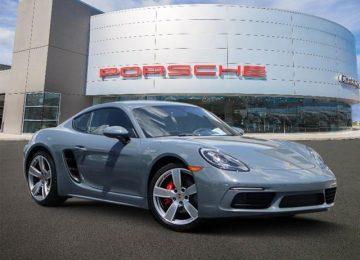 Free Porsche 718 Cayman
