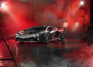 HD Lamborghini SC18