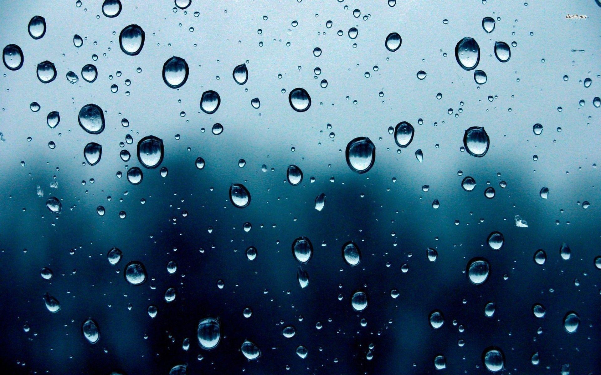 HD Rain Drops
