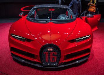 Nice Car Bugatti Chiron Sport