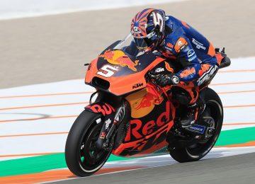 Nice KTM MotoGP
