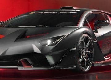 Nice Lamborghini SC18