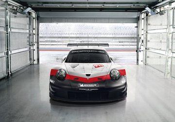 Nice Porsche 911 RSR